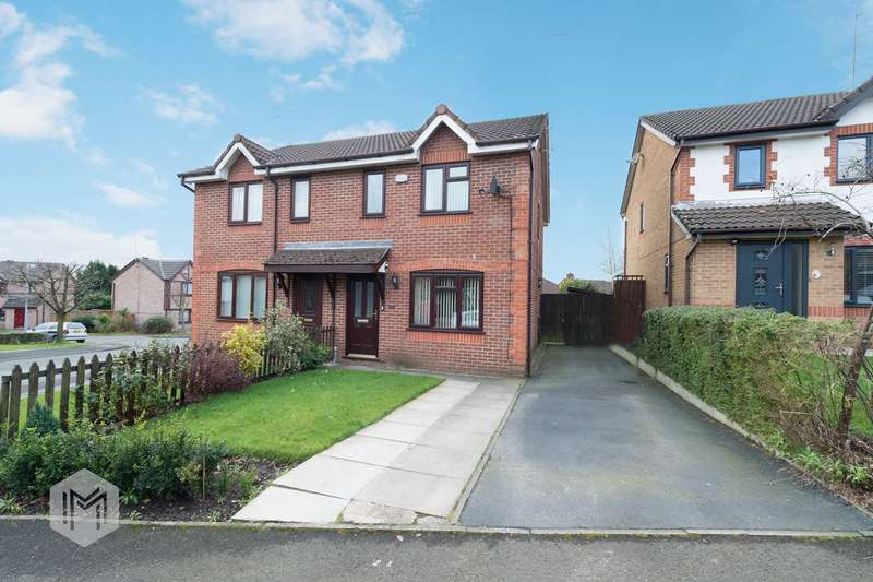 3 Bedrooms Semi Detached House for sale in The Wicheries, Worsley, Manchester, M28