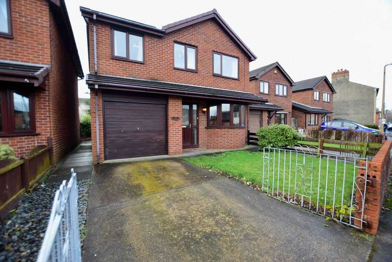 4 Bedrooms Detached House for sale in Southlands, Kirkham