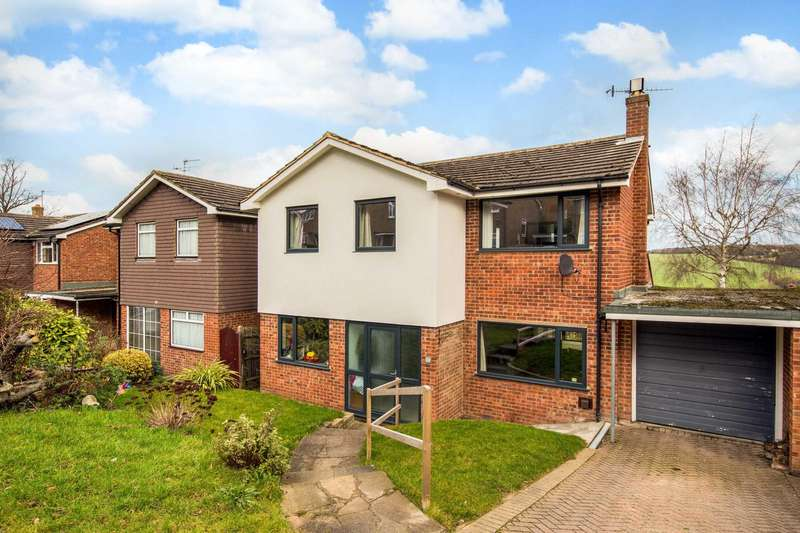 4 Bedrooms Link Detached House for sale in Fieldway, Berkhamsted