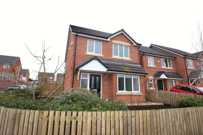 3 Bedrooms Detached House for sale in Edward Boyle Close, Carlisle, CA2