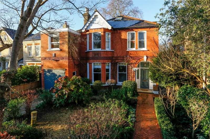6 Bedrooms Detached House for sale in St. Georges Road, St Margarets, Twickenham, Middlesex, TW1