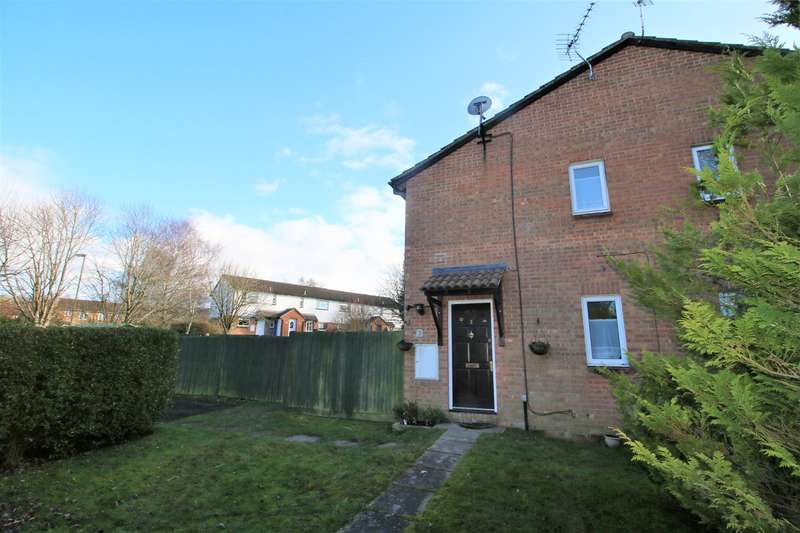 1 Bedroom Cluster House for sale in Delibes Road, Basingstoke, RG22