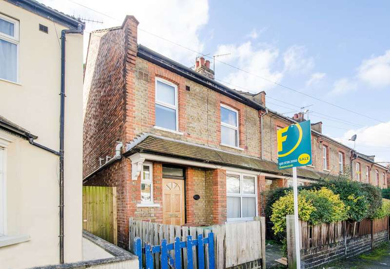 3 Bedrooms House for sale in Sherwood Road, South Harrow, HA2
