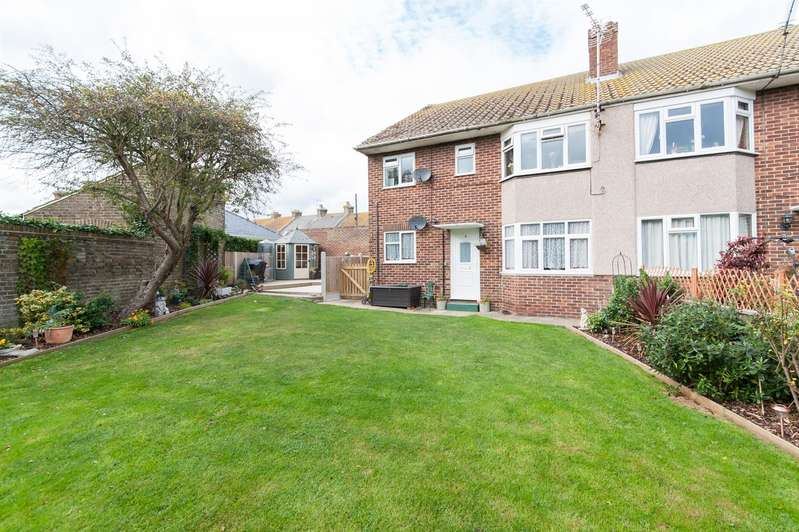 2 Bedrooms Maisonette Flat for sale in Mill Row, Birchington