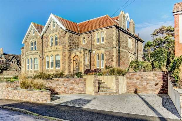 6 Bedrooms Semi Detached House for sale in Woodhill Avenue, Portishead, Bristol