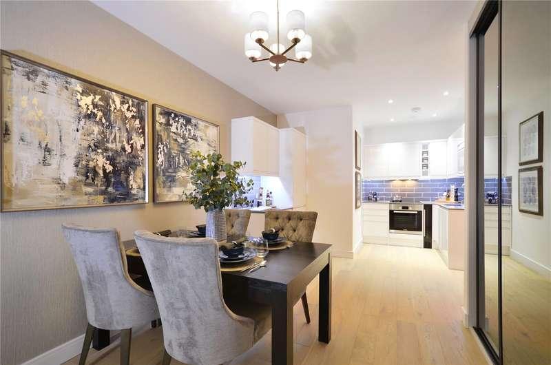 2 Bedrooms Flat for sale in Seventy Seven, Aldenham Road, Bushey, WD23
