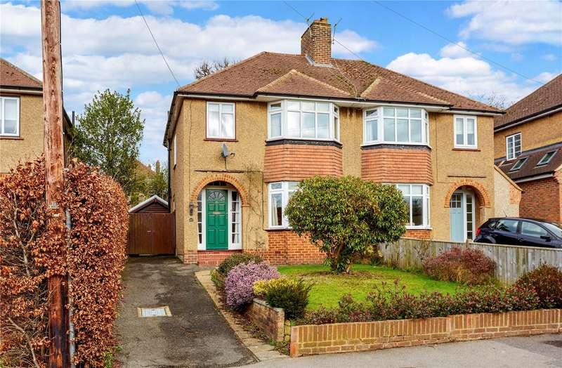 3 Bedrooms Semi Detached House for sale in Farmcombe Road, Tunbridge Wells, Kent, TN2