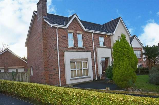 5 Bedrooms Detached House for sale in Waterfoot Park, Londonderry