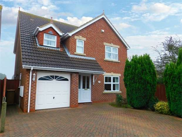 4 Bedrooms Detached House for sale in Berkeley Road, Cleethorpes, Lincolnshire