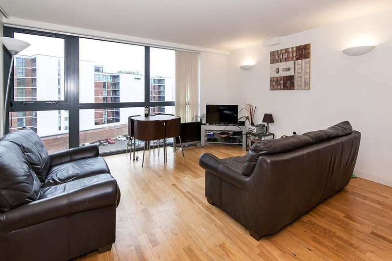 2 Bedrooms Flat for sale in City Road East, Manchester, M15