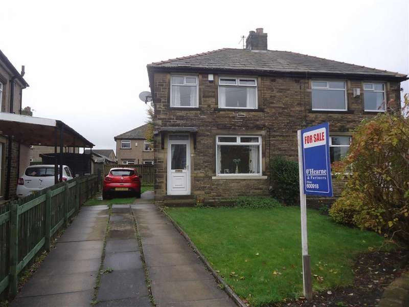 3 Bedrooms Semi Detached House for sale in Eltham Grove, Bradford, West Yorkshire, BD6
