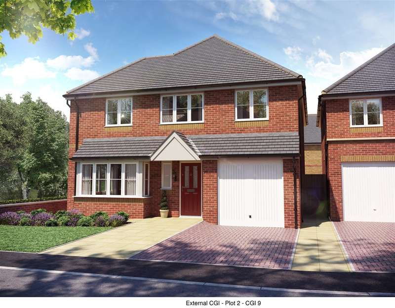 5 Bedrooms Detached House for sale in Forest Drive, Stafford
