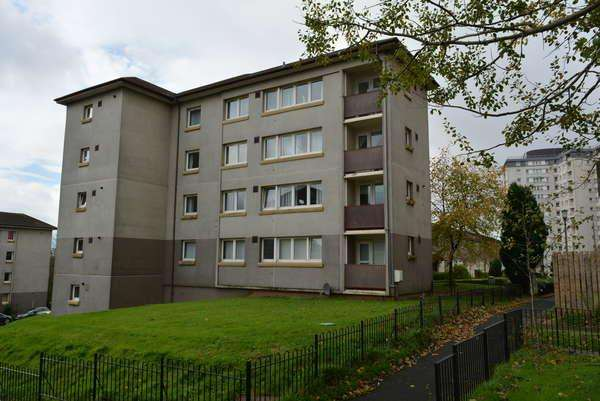 2 Bedrooms Flat for sale in 3/1, 19 Keal Crescent, Blairdardie, Glasgow, G15 6LZ