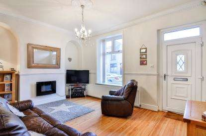 3 Bedrooms End Of Terrace House for sale in Keighley Road, Colne, Lancashire, ., BB8