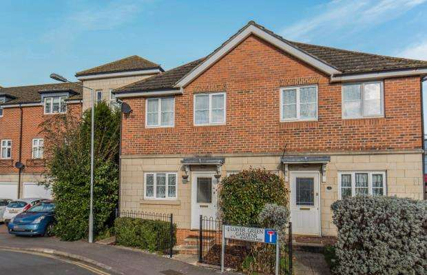 3 Bedrooms Semi Detached House for sale in Worcester Park, Surrey
