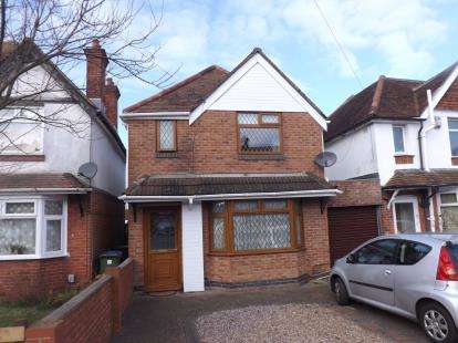 3 Bedrooms Detached House for sale in Regents Park, Southampton, Hampshire