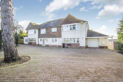6 Bedrooms Detached House for sale in Granville Avenue, Oadby, Leicester, Leicestershire