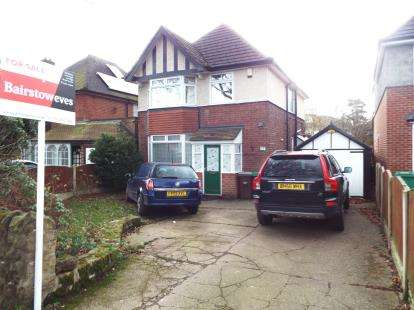 3 Bedrooms Detached House for sale in Russell Drive, Wollaton, Nottingham, Nottinghamshire