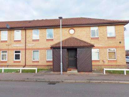 2 Bedrooms Flat for sale in Cromwell Court, Farrer Street, Kempston, Bedford