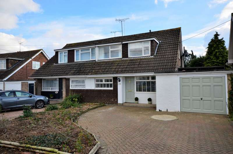 4 Bedrooms Semi Detached House for rent in Perry Street, Billericay