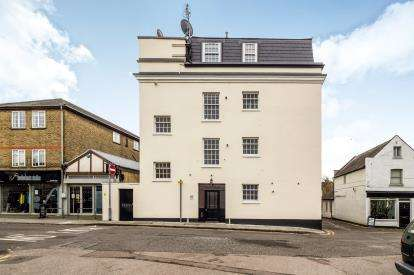 2 Bedrooms Flat for sale in Mill Lane, Woodford Green, Essex
