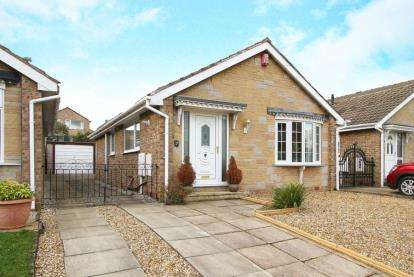2 Bedrooms Bungalow for sale in Hayfield View, Eckington, Sheffield, Derbyshire