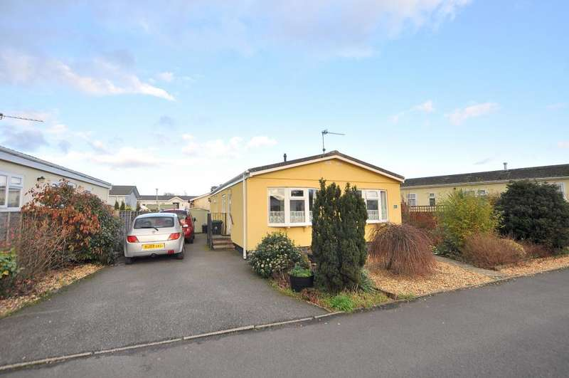 2 Bedrooms Park Home Mobile Home for sale in Pinehurst Park, West Moors