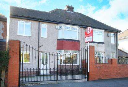4 Bedrooms Semi Detached House for sale in Basegreen Crescent, Sheffield, South Yorkshire