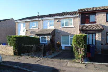 3 Bedrooms Terraced House for sale in Barclay Drive, Kilmarnock
