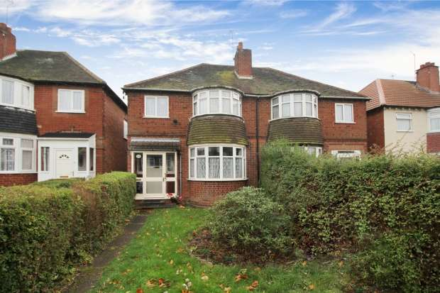 3 Bedrooms Semi Detached House for sale in Fordhouse Lane, Birmingham, West Midlands, B30 3AB