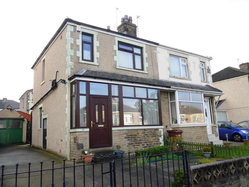 3 Bedrooms Semi Detached House for sale in Thornacre Road, Shipley, BD18 1JY