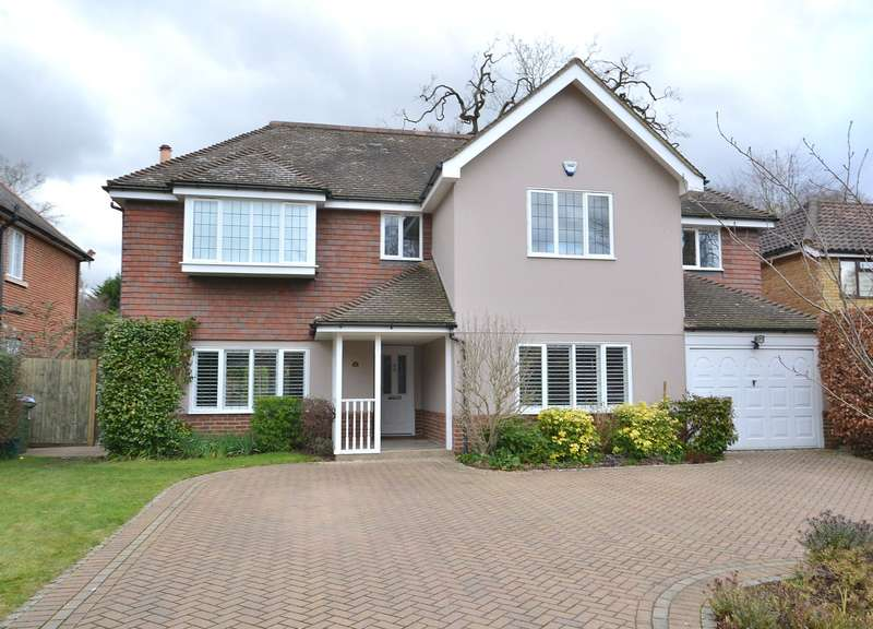 5 Bedrooms Detached House for rent in Walton on Thames