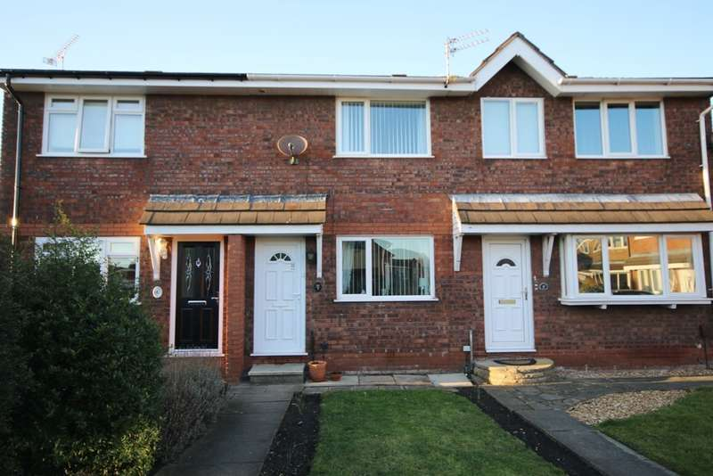2 Bedrooms Terraced House for sale in Redhill Drive, Kew, Southport