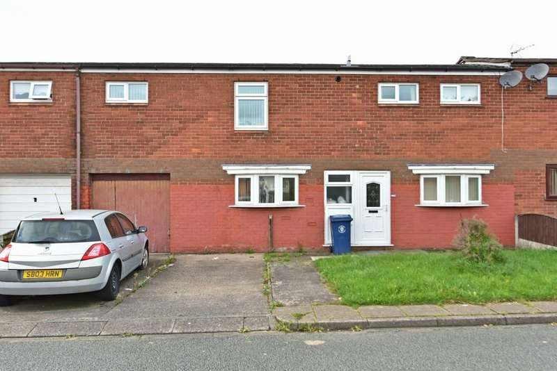 4 Bedrooms Terraced House for sale in Charnock, Holland Moor
