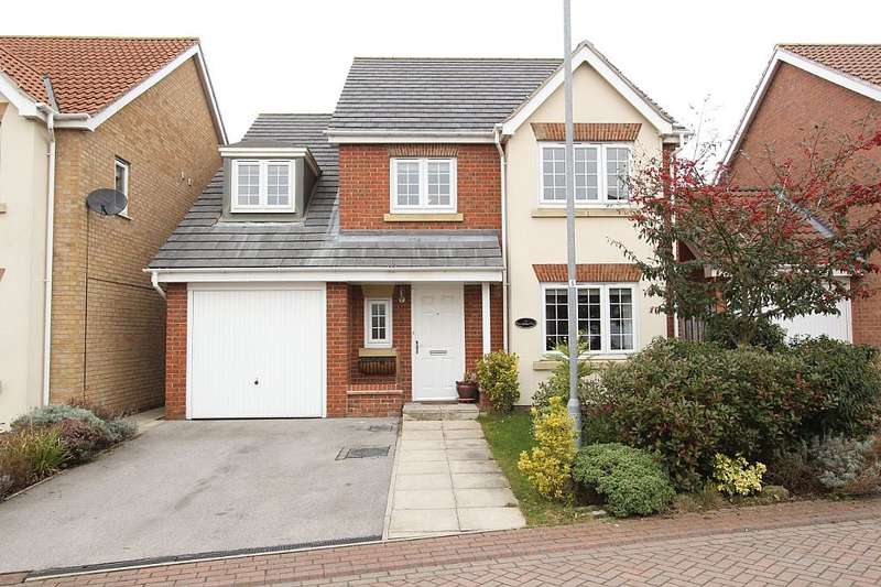 5 Bedrooms Detached House for sale in 21, Bow Bridge Close, Market Weighton, York, East Yorkshire, YO43 3FH