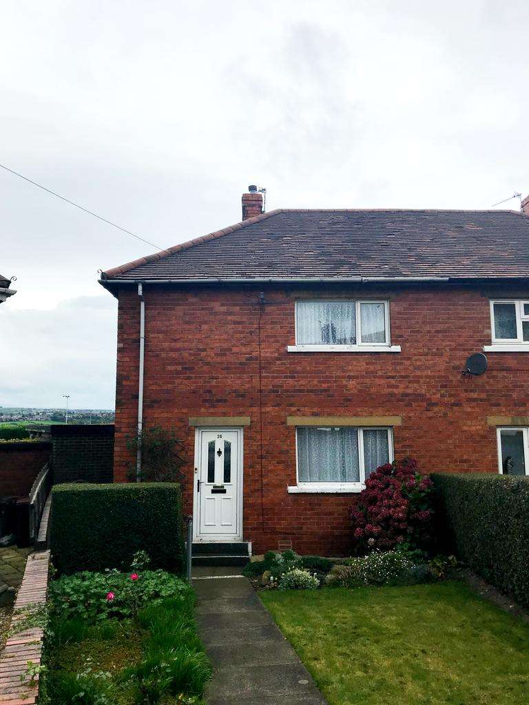 2 Bedrooms Semi Detached House for sale in Dimplewell Road, Ossett, Wakefield WF5