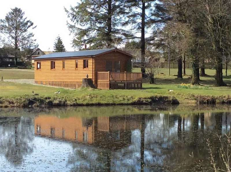 2 Bedrooms Chalet House for sale in Rosebush Holiday Park, Rosebush, Clunderwen