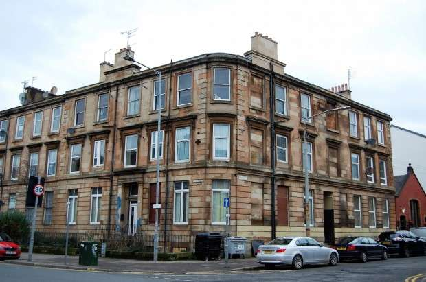 2 Bedrooms Flat for sale in Harvie Street 1/3, Kinning Park, G51