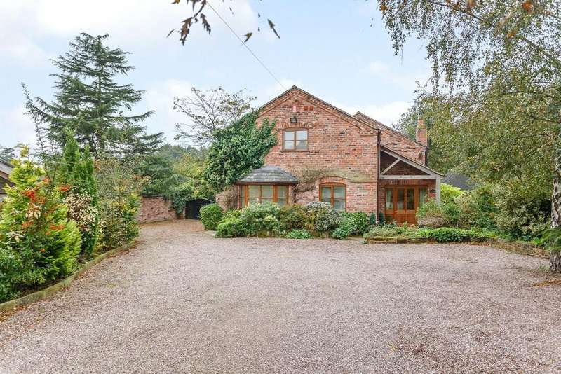 4 Bedrooms Detached House for sale in Tarporley, Cheshire