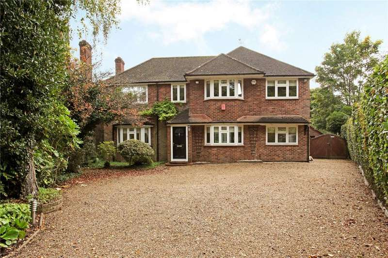4 Bedrooms Detached House for sale in Ellington Road, Taplow, Maidenhead, Berkshire, SL6
