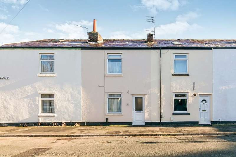 2 Bedrooms Terraced House for sale in Wellington Street, Hazel Grove, Stockport, SK7