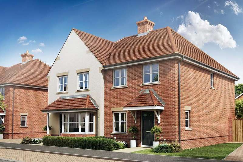 3 Bedrooms Semi Detached House for sale in Oakham Park, Old Wokingham Road, Crowthorne, Berkshire, RG40 3DU