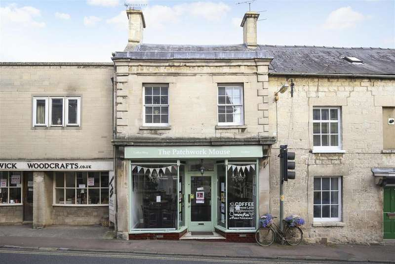 2 Bedrooms Terraced House for sale in New Street, Painswick, Stroud