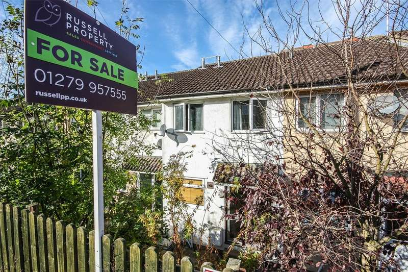 2 Bedrooms Terraced House for sale in West Road, Stansted Mountfitchet, Essex