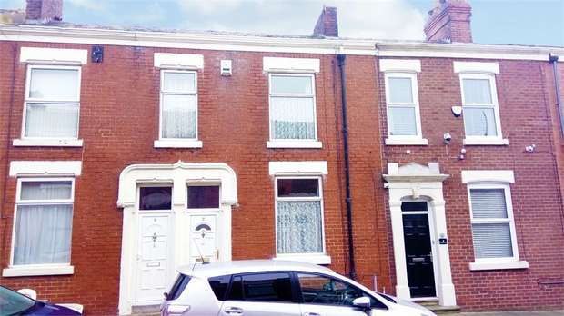 3 Bedrooms Terraced House for sale in St Davids Road, Preston, Lancashire