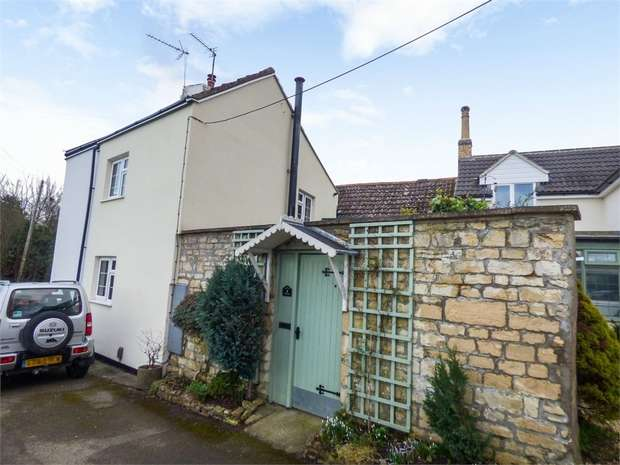 2 Bedrooms Terraced House for sale in Painswick Road, Upton St Leonards, Gloucester