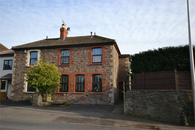 4 Bedrooms Semi Detached House for sale in 67 West Town Road, Backwell, Bristol, North Somerset