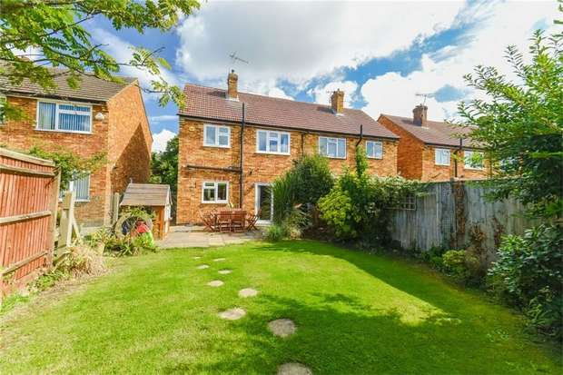 3 Bedrooms Semi Detached House for sale in 53 High Street, Iver, Buckinghamshire