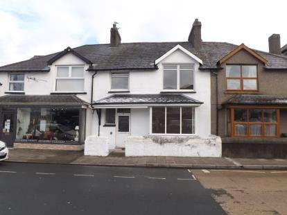 3 Bedrooms Terraced House for sale in High Street, Porthmadog, Gwynedd, LL49
