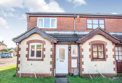 2 Bedrooms End Of Terrace House for sale in Mundesley, Norwich, Norfolk